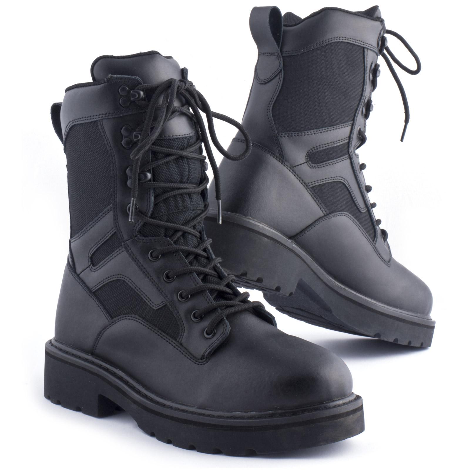 Tuzo Mercenary Custom Motorcycle Boots