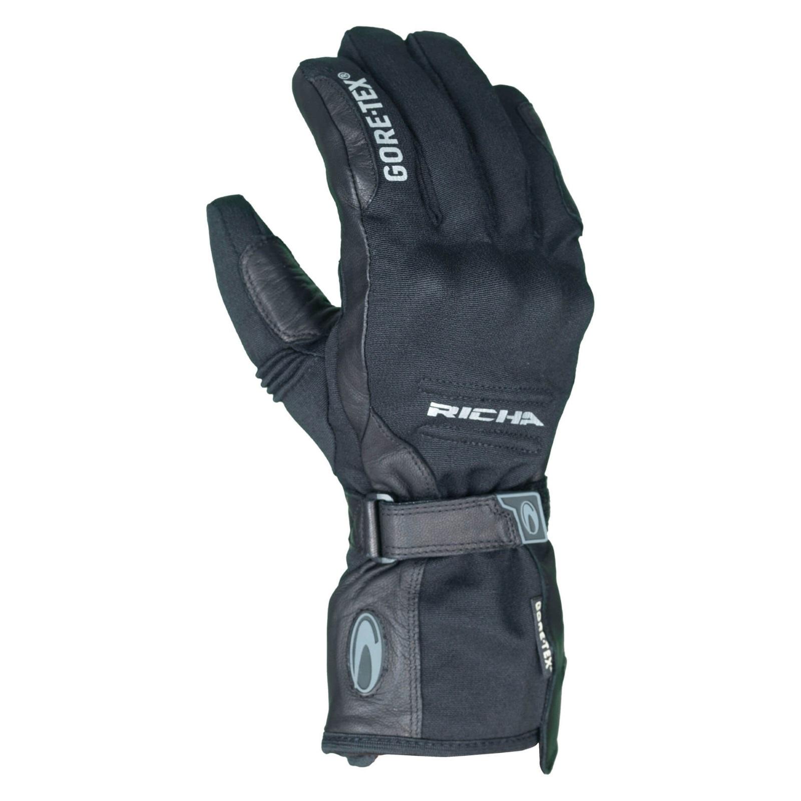 Richa Handschuhe Wind Handschuhe Black-M