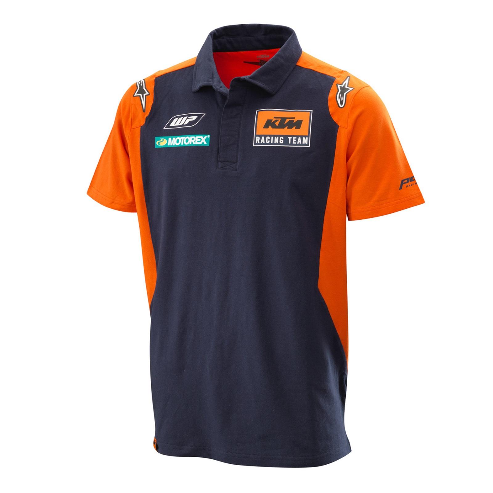 23aa93c71 KTM Replica Team Polo Shirt | M&P Direct