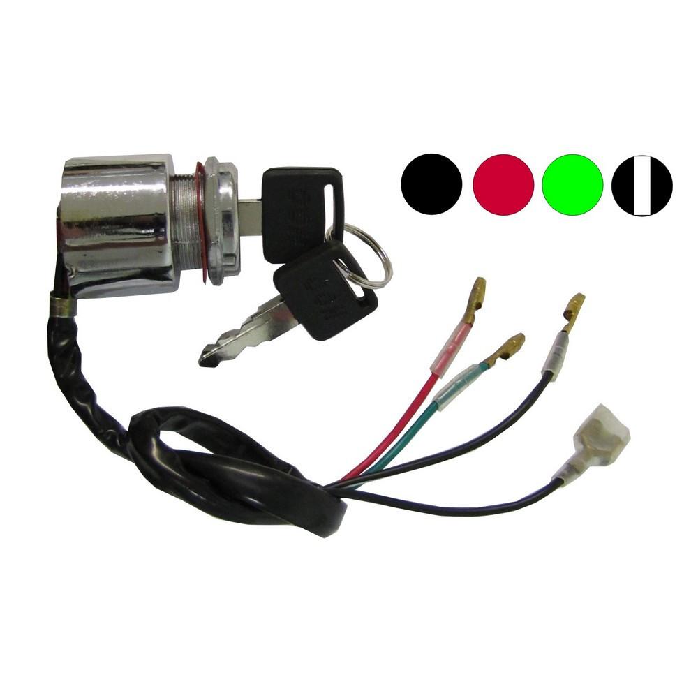 XL250S 79 Ignition Switch