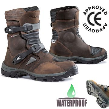 Forma Adventure Low Boots Brown image 1