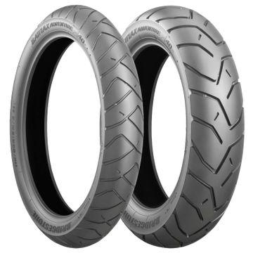Bridgestone Battlax Adventure A40 120/70 R19 60V | 170/60 R17 72V image 1