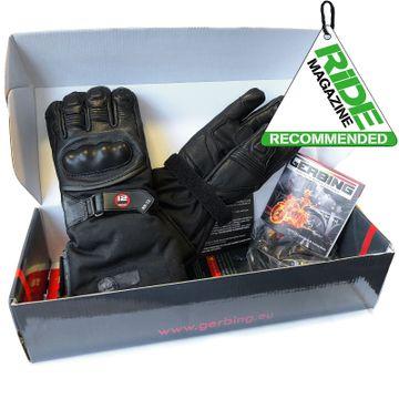 Gerbing XR-12 Hybrid Heated Gloves image 1