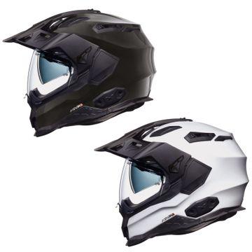 00bcdb90 Nexx X.WED2 Plain Dual Sport Helmet | M&P Direct