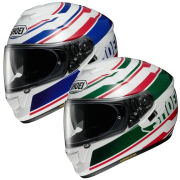 Shoei GT Air Primal Full Face Helmet image 1