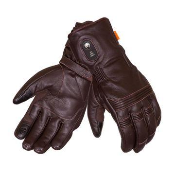 Merlin Minworth Heated Gloves Dark Brown image 1