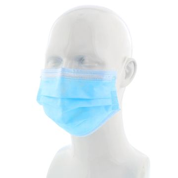 Disposable Medical Face Mask 50 Pieces image 3