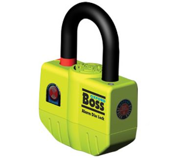 Boss Alarm Disc Lock Thatcham Approved image 1