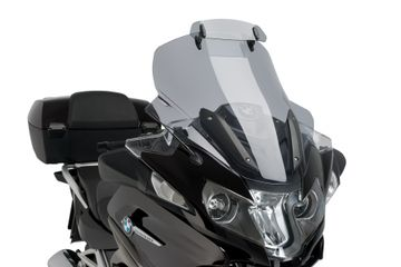 R1200RT 2014-16 Light Tint Touring Screen With Visor image 1