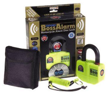 Boss Alarm Spare Alarm Module Inc Batteries image 1