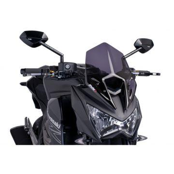 Kawasaki Z800 2015> Dark Tint New Generation Sport Screen image 1