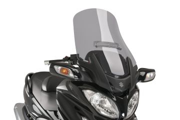 650 Burgman 2014-2016 Light Tint Touring V-Techline Screen image 1