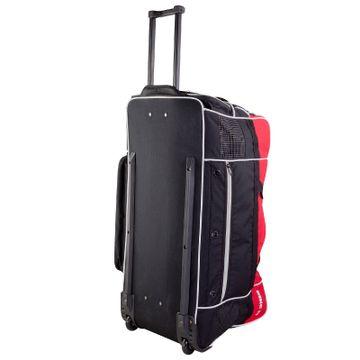 130 Litre Jumbo Kit Bag Red / Black image 4