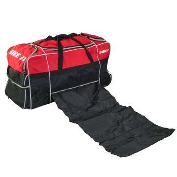 130 Litre Jumbo Kit Bag Red / Black image 5