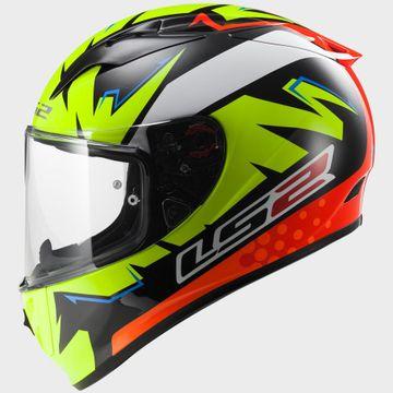 LS2 FF323 Arrow Isaac Vinales Replica Full Face Helmet image 1