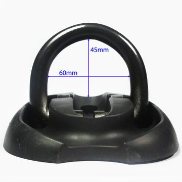 Seers Ground Anchor Fold Down Black image 5