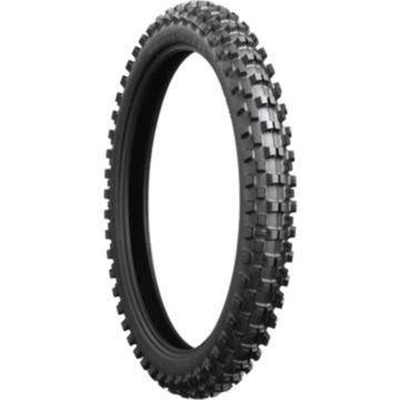 Bridgestone 90/90R21 ED663 T/T Front Tyre image 1