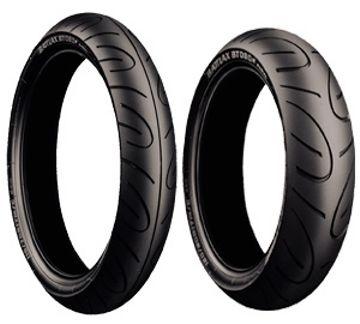 150/60R18 67H TL Bridgestone Battlax BT-090 Pro Rear Tyre image 1