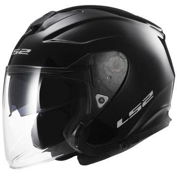 LS2 OF521 Infinity Soild Open Face Helmet image 1