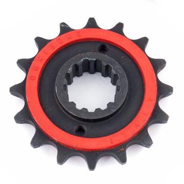 360457R15 Silent Front Steel Sprocket image 1